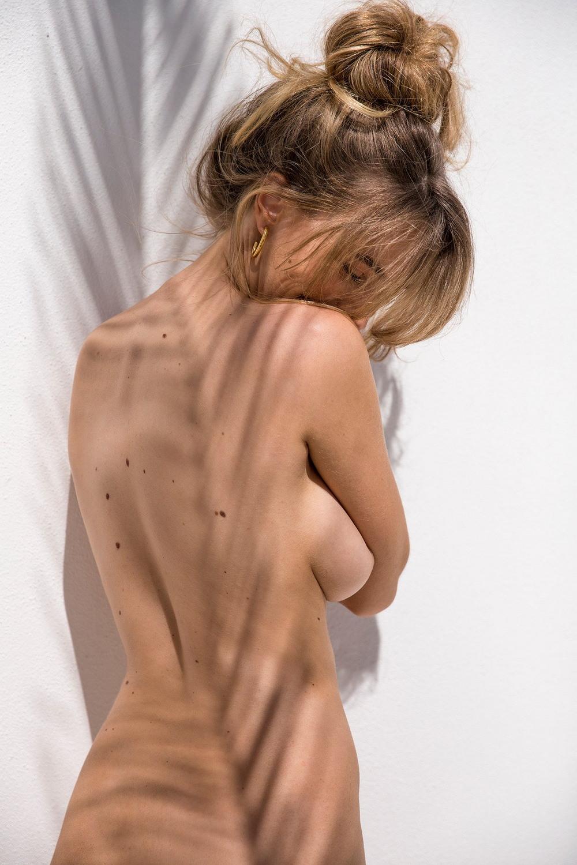 Антея Пэйдж в журнале Playboy