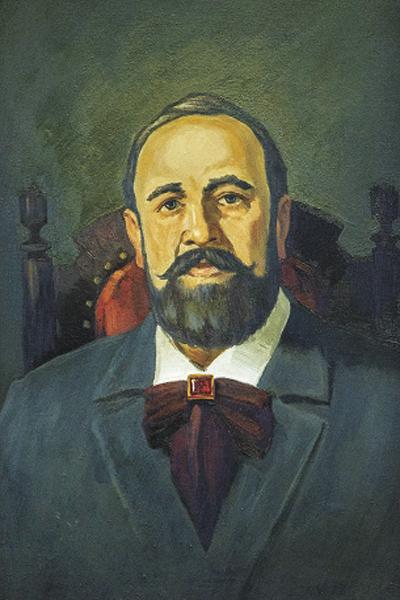 Гаврила Гаврилович Солодовников.