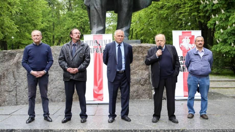 В Беларуси задержали оппозиционеров перед запланированными акциями ко Дню воли