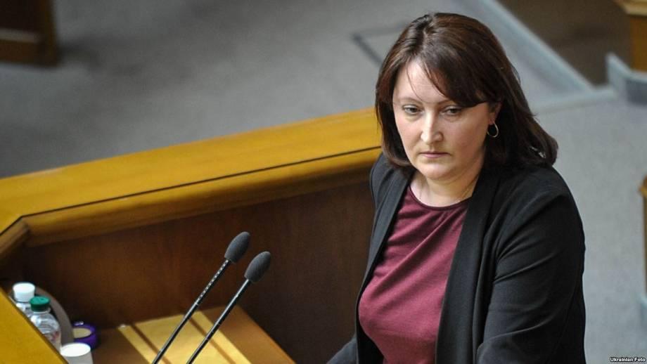 Корчак заявила, что не будет переизбираться на пост председателя НАЗК
