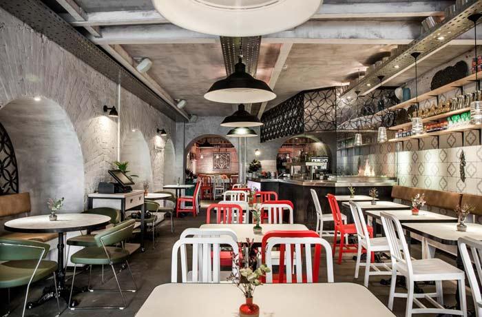 Новые рестораны на Патриках и Арбате