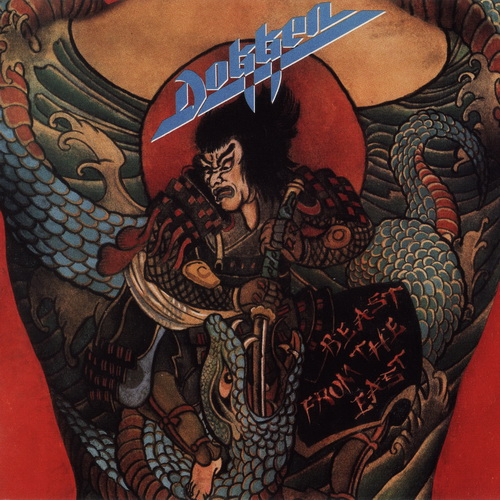 Dokken - 1988 - Beast From The East [2017, Rock Candy, CANDY345, 2CD, EU]