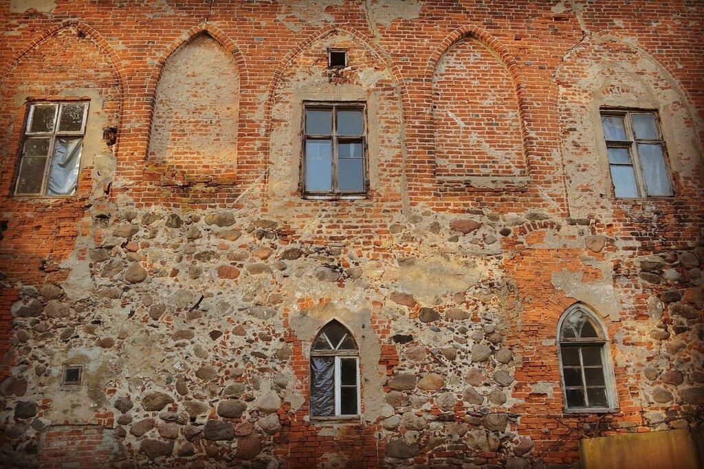 Кирилл-разрушитель и замок Георгенбург.