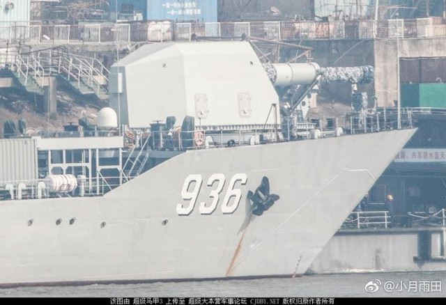 0 180adb ce75bc4 orig - Китайцы испытывают оружие нового поколения?