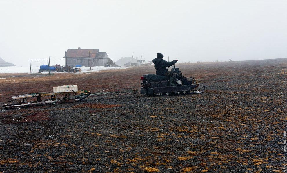 Крайний Север России: