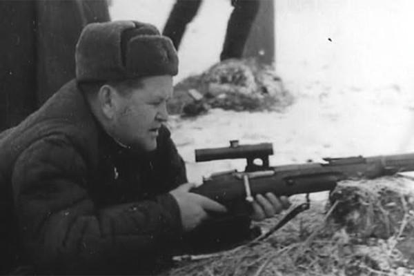 Василий Зайцев: «Часов в восемь утра начался артиллерийский и минометный обстрел» (1 фото)