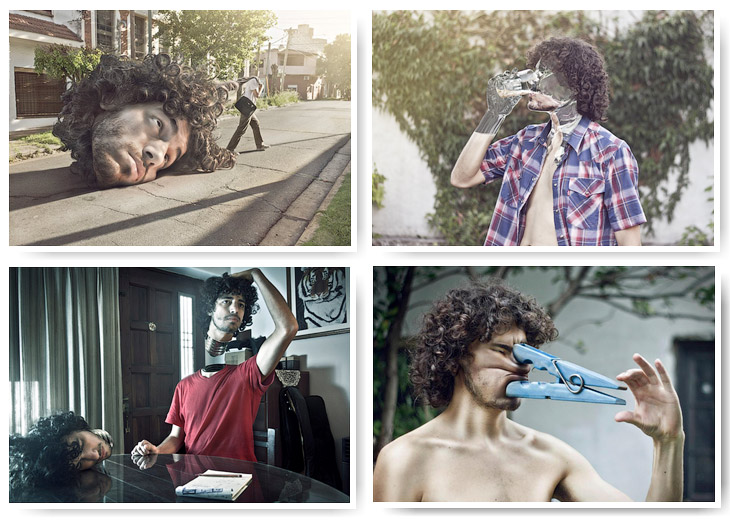 иллюзии рекламное агентство Фотография фотограф снимки мастер видео без фотошопа