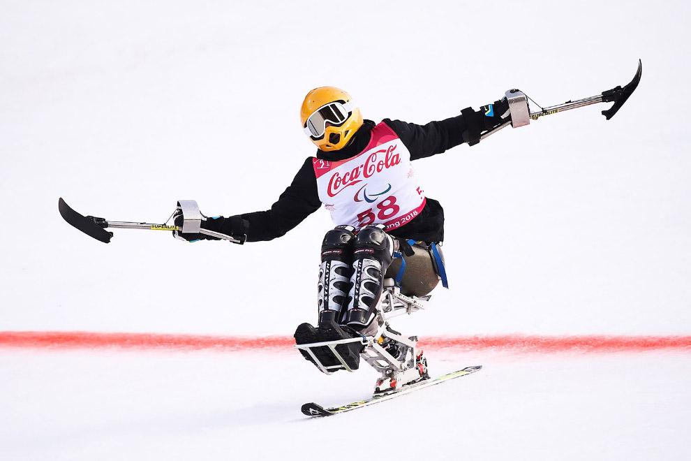 HD олимпиада Олимпиада 2018 Паралимпийские игры