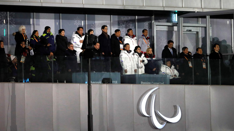 Захватывающее открытие зимней Паралимпиады, которое потрясло весь мир