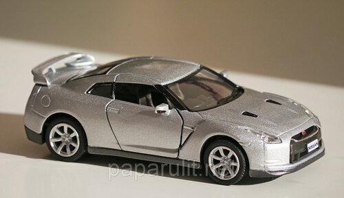 Kinsmart Nissan GT-R