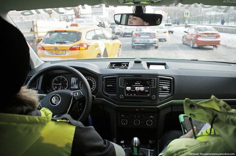 Дорожный патруль. Сущёвский вал. 06.02.18.03..jpg