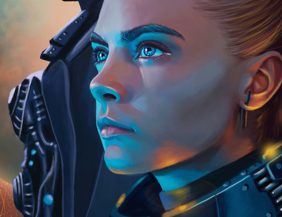 Amazing Valerian Illustration by Flore Maquin (5 pics)