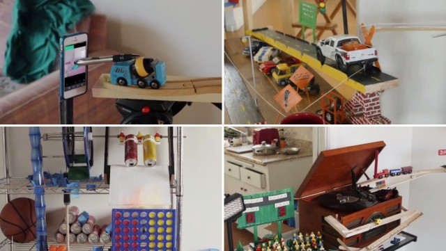 The Magical Rube Goldberg Machine by Zach King