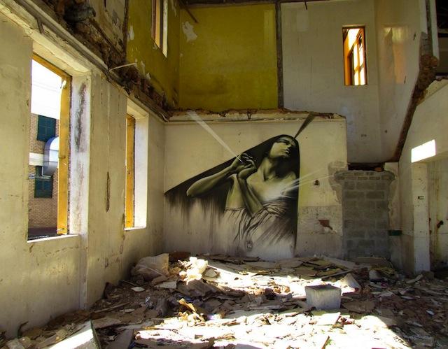 Street Artist - Faith47