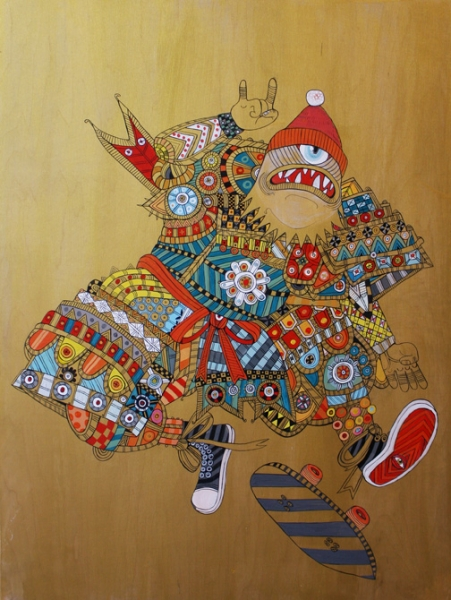 Rest for the Wicked - Ferris Plock - The Shooting Gallery
