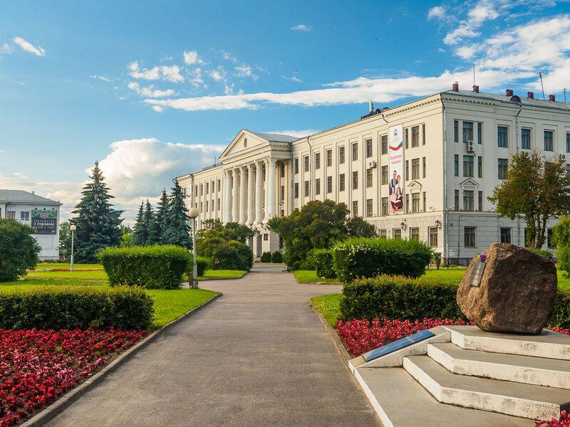 Псковский государственный университет.