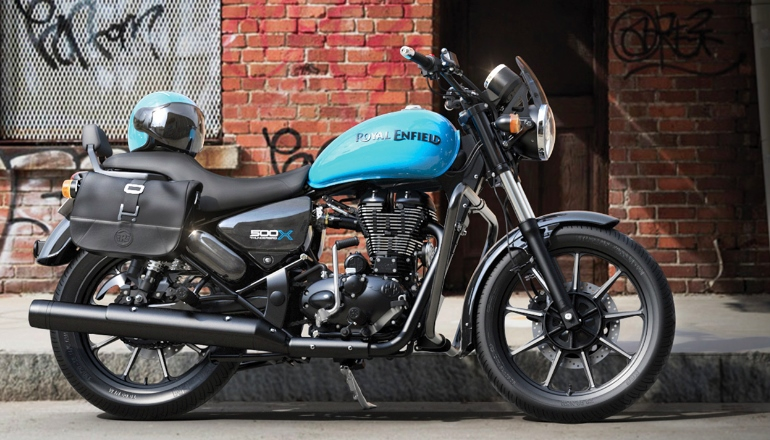 Круизеры Royal Enfield Thunderbird X 350 / 500