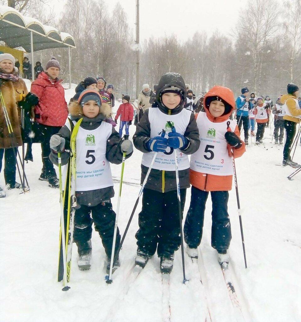 Лыжные соревнования «Снежный снайпер – 2018»