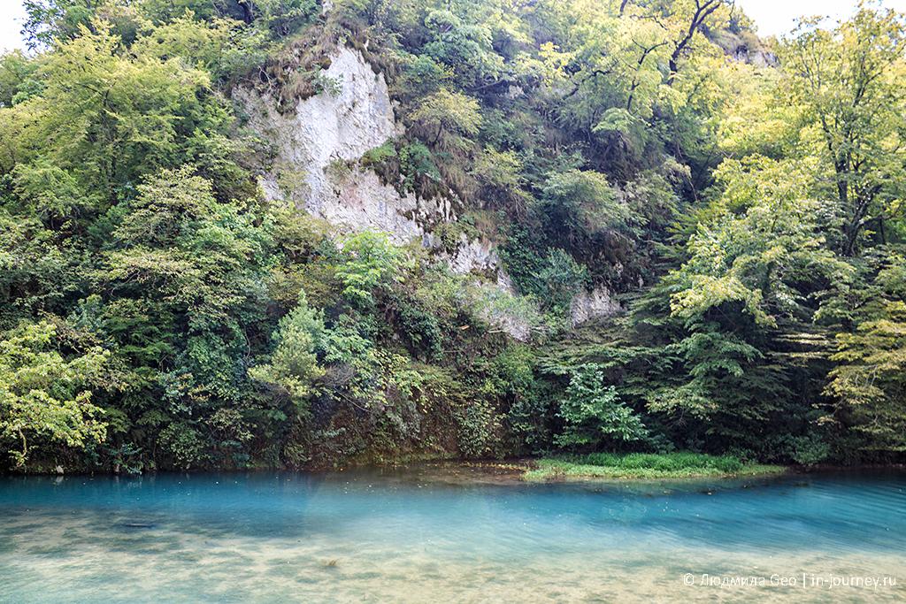 озеро Псырцха