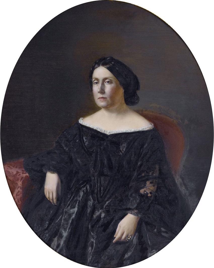 Maria Carolina of Bourbon-Two Sicilies, Countess of Montemolin (1820-1861)