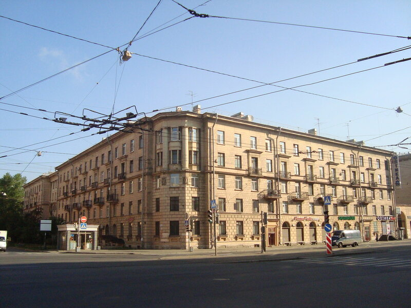 Санкт-Петербург. Заневский проспект, д.8 (2)