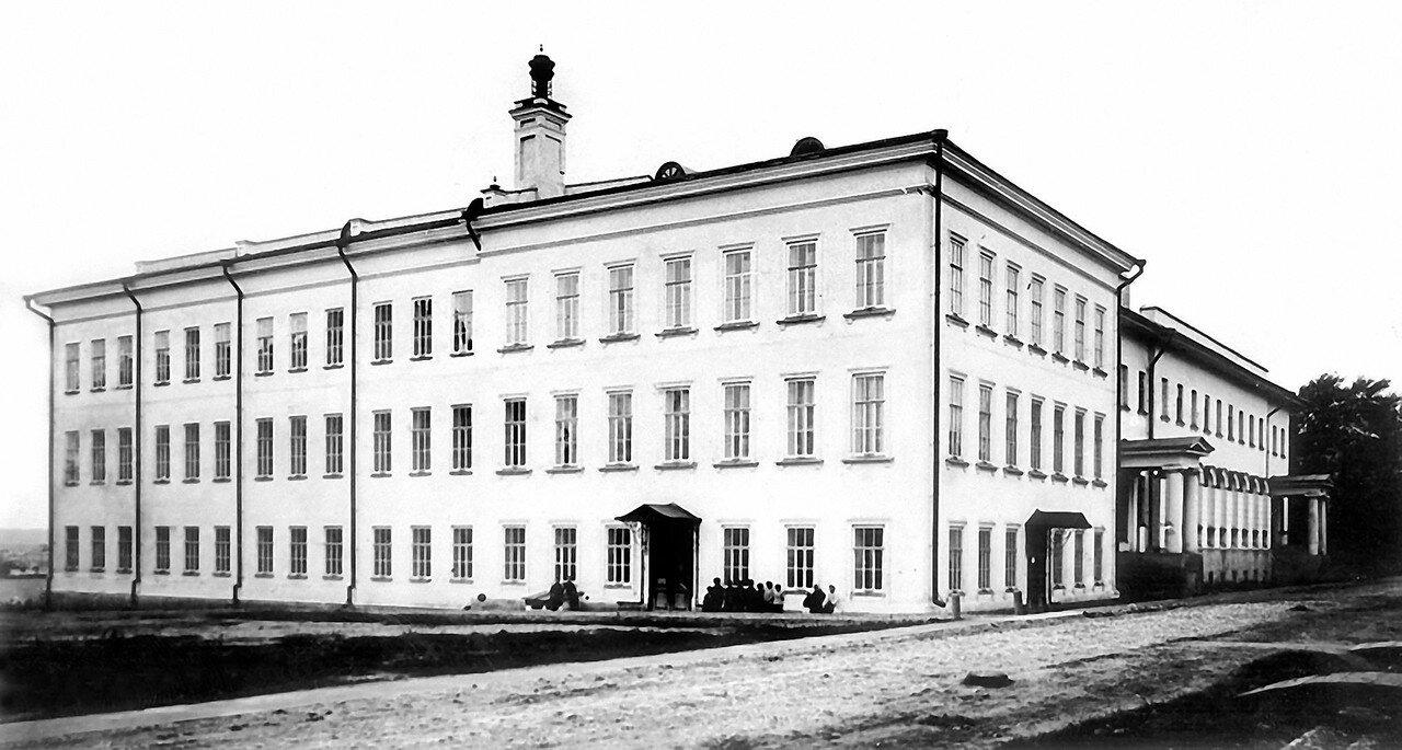 Фундаментальная библиотека Императорского Казанского университета. 1896