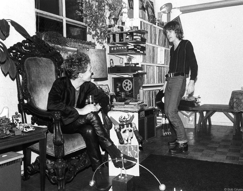 1977. Малкольм Макларен и Дэвид Йохансен