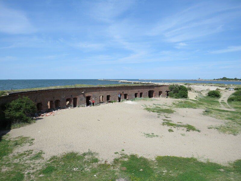 форт Западный - казематы _1