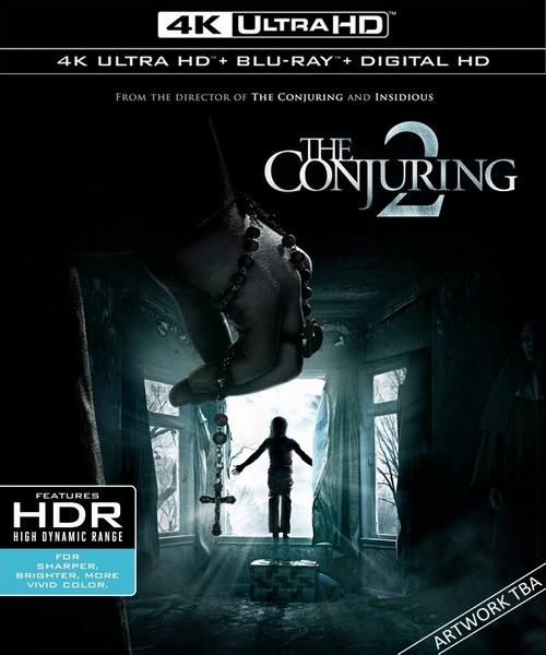 Заклятие 2 / The Conjuring 2 (2016/BDRip/HDRip)