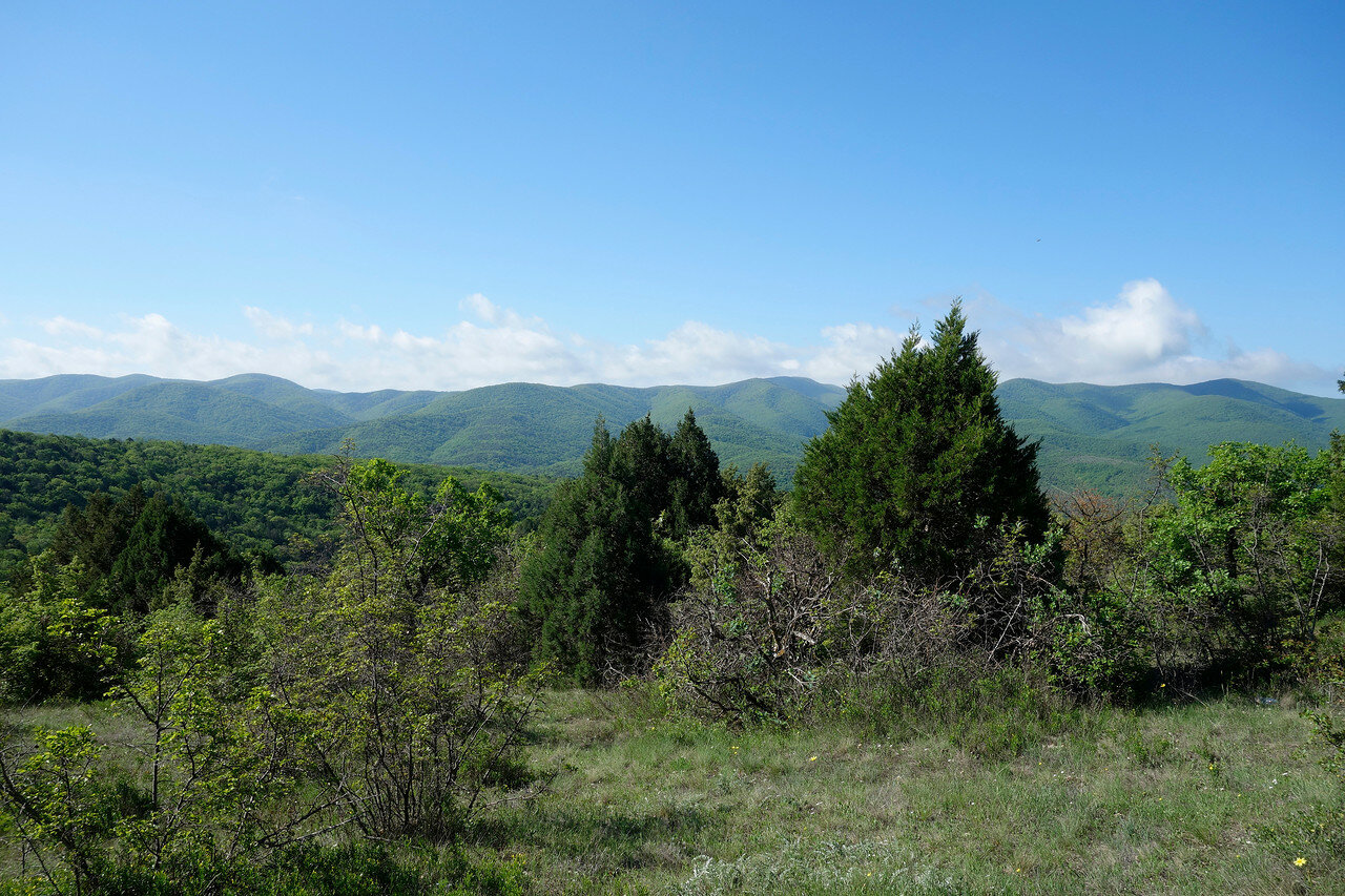 крайний запад Кавказа
