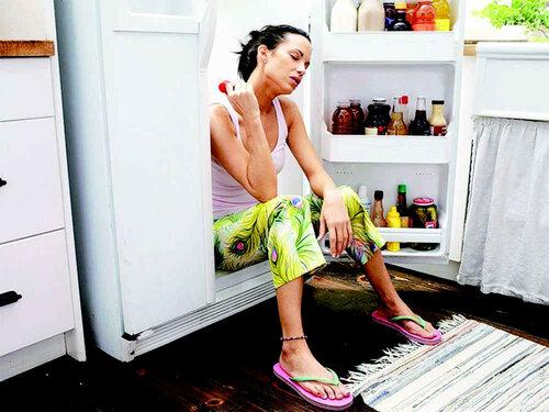 Медики советуют изменить рацион питания в жару