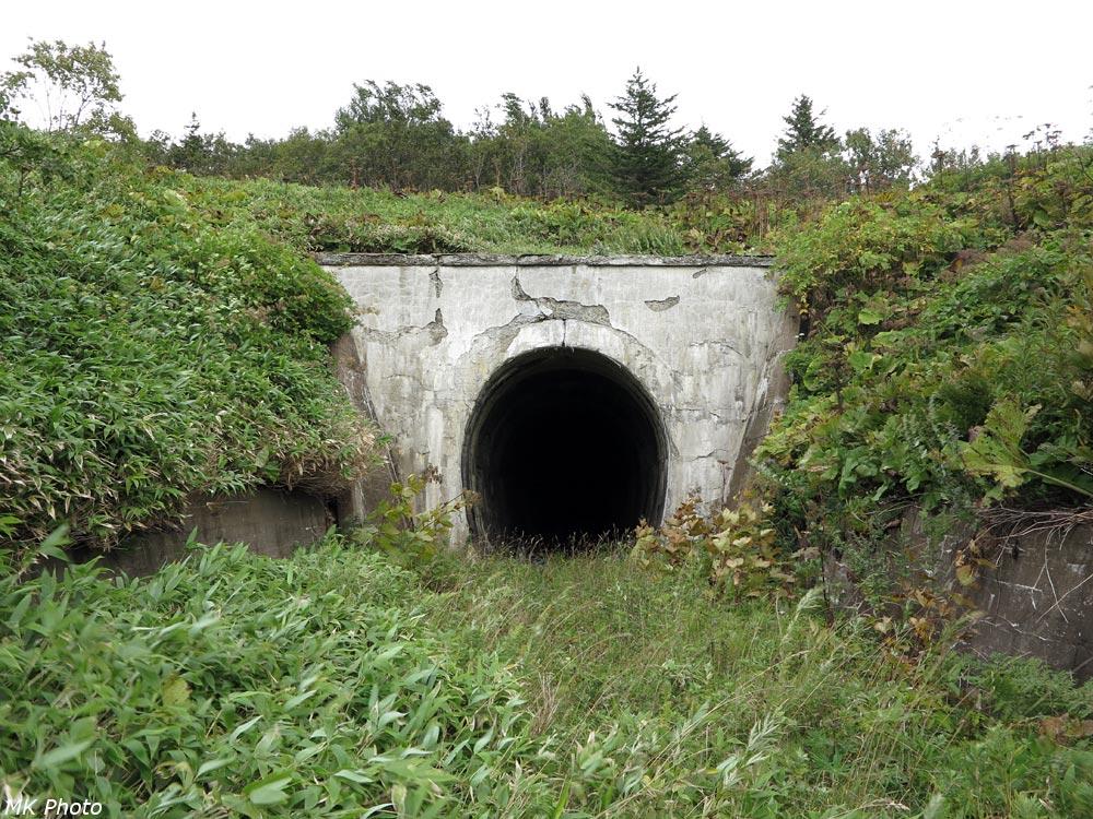 Южный портал тоннеля 19