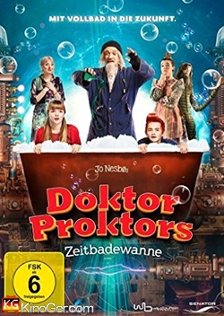 Doktor Proktors Zeitbadewanne (2015)