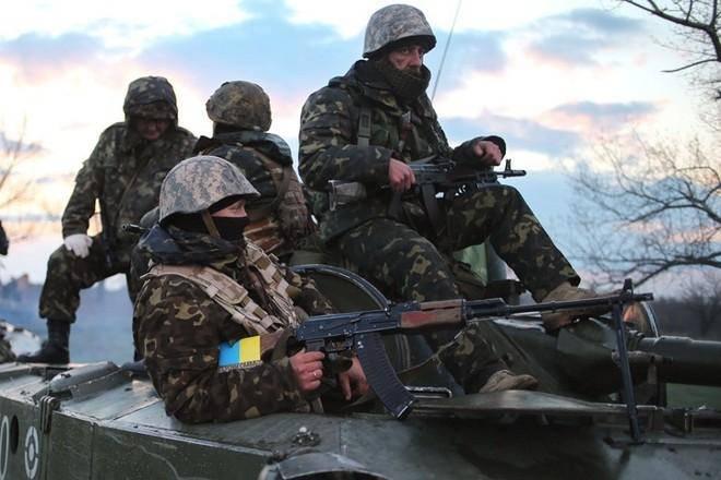 Украинские воины вступили в бой с ДРГ врага вблизи Станицы Луганской после двухчасового обстрела, - ОВГА