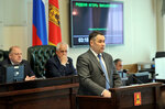 1. Губернатор Игорь Руденя выступил с отчётом.JPG