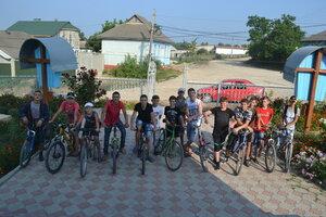Pelerinaj cu bicicletele