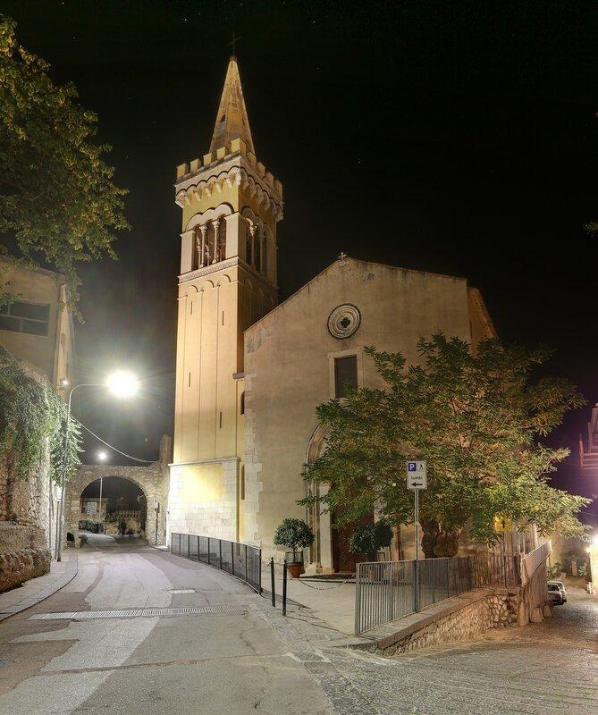 Taormina. Capuchin Church (Chiesa dei Cappuccini)