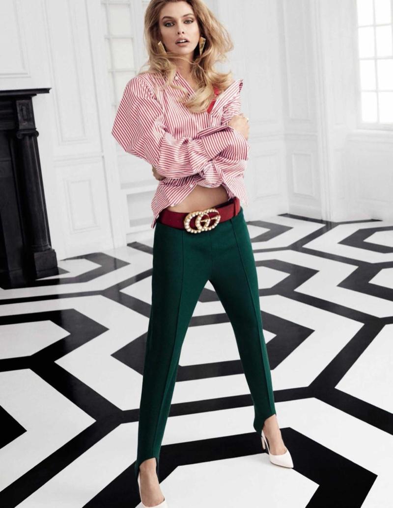 Стелла Максвелл для Vogue Spain