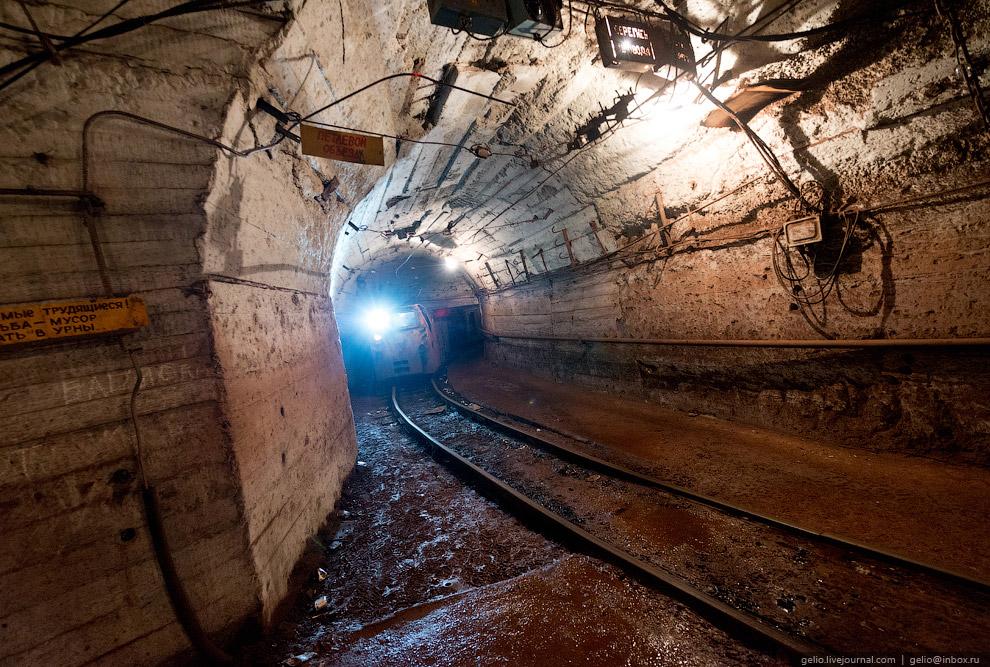 24. «Черёмуховская-Глубокая» стала первой шахтой, открытой на Урале за последние 10 лет. Для Се