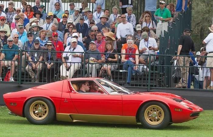 Стройное великолепие мощи. Lamborghini Aventador Miura Homage возрождает былую славу блеска Miura, х