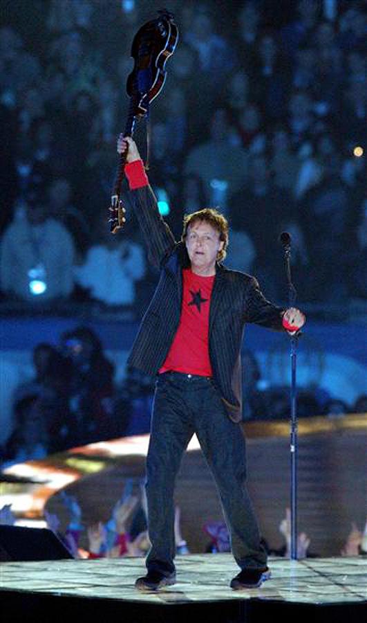 2005-й стал отличным годом для Пола, который сыграл на Суперкубке.