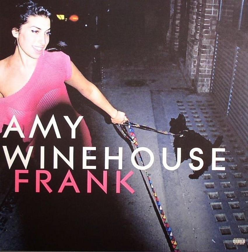 Обложка дебютного альбома Эми Уайнхаус Frank.