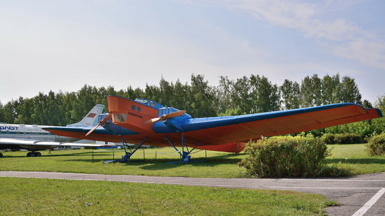 АНТ-4, Авиаарктика