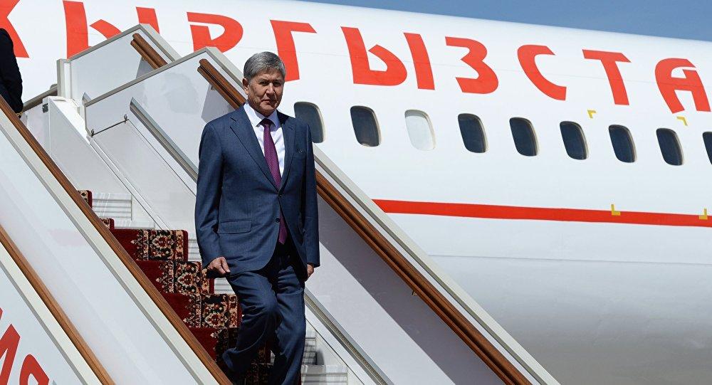 Атамбаев: зимой проведем выборы иреферендум