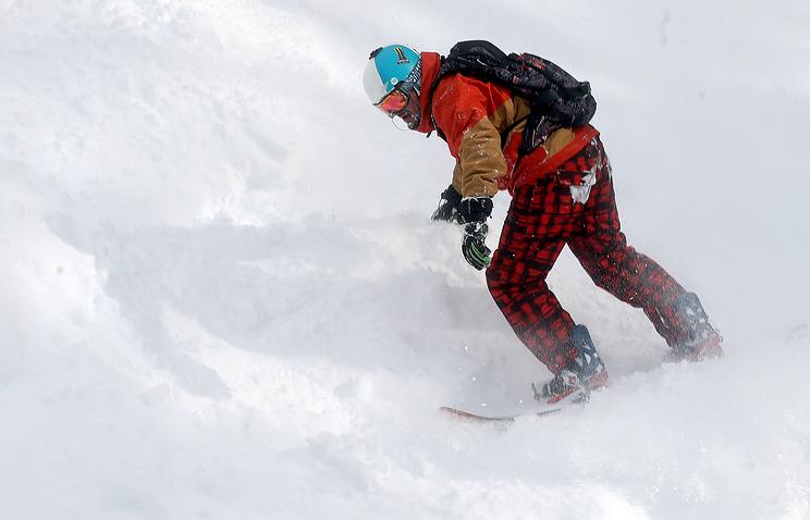 В российской столице откроют сноуборд-парк стремя склонами