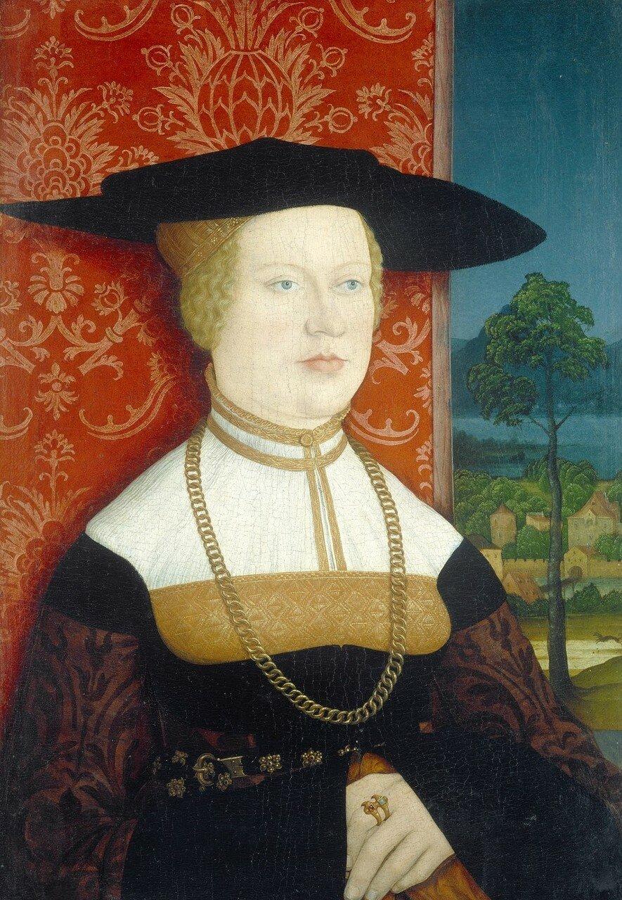 Немецкий художник Бернхард Штригель (1460-1528)