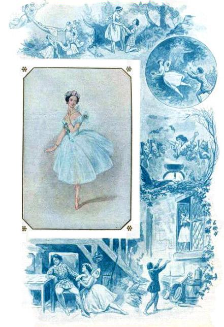 Илл. из 4 тома «История танцев» С.Н. Худекова.