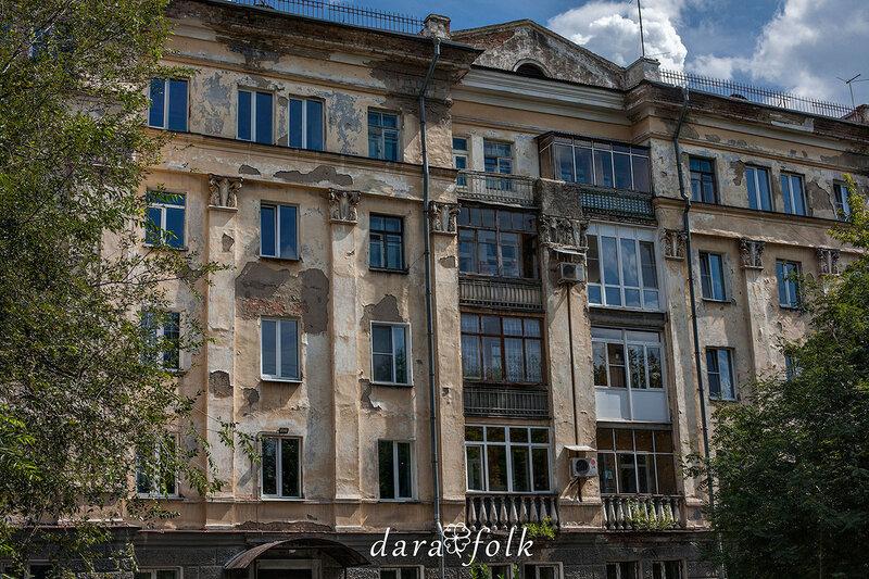 Архитектура Новокузнецка