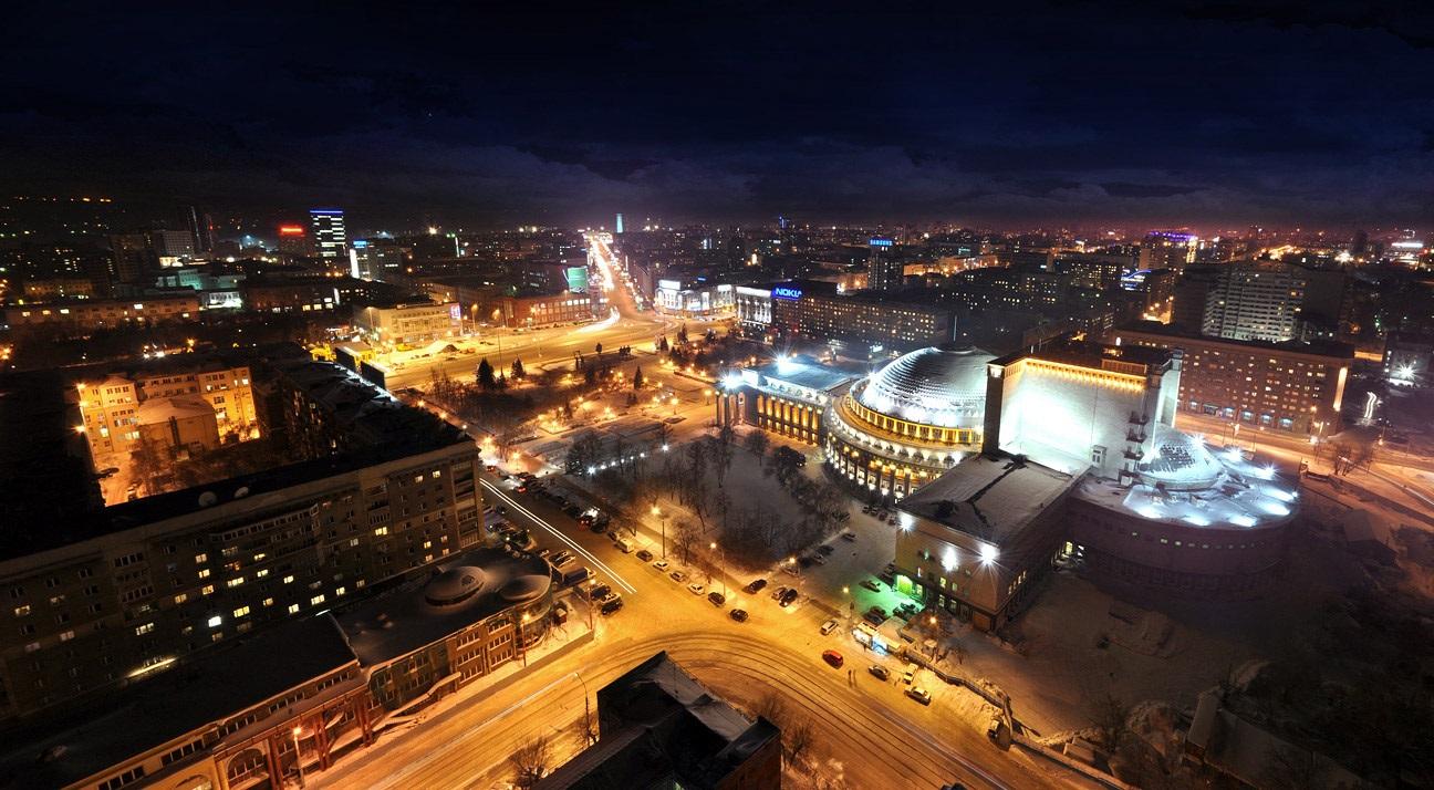 UBER в Новосибирске
