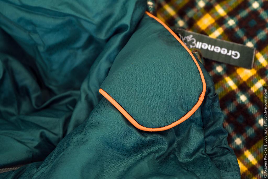Спальный мешок Greenell Tuam. Обзор, отзыв.